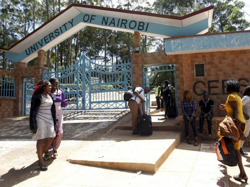 Universidade de Nairobi, Quénia (REUTERS)