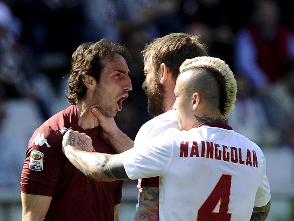 Torino-Roma (REUTERS/ Giorgio Perottino)