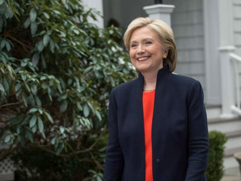 Hillary Clinton é candidata à Presidência dos EUA (Reprodução Facebook)