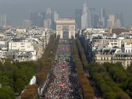 39ª Maratona de Paris (REUTERS/ Benoit Tessier)