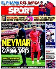 Jornais desportivos