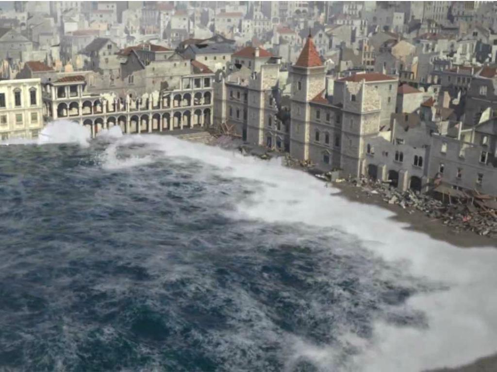 Terramoto de Lisboa [Smithsonian Channel]