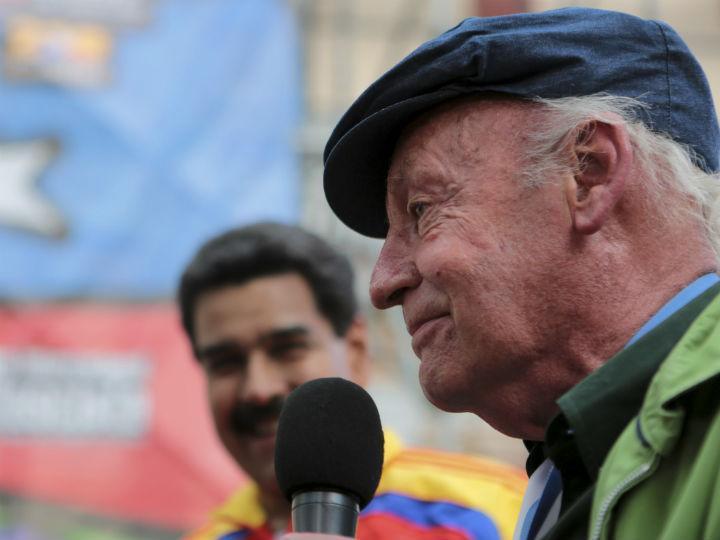 Eduardo Galeano (REUTERS)