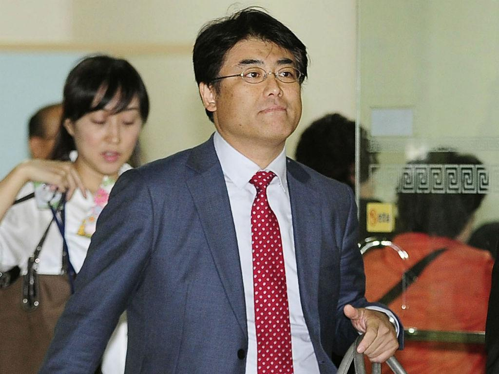 Jornalista Tatsuya Kato [Foto: Reuters]
