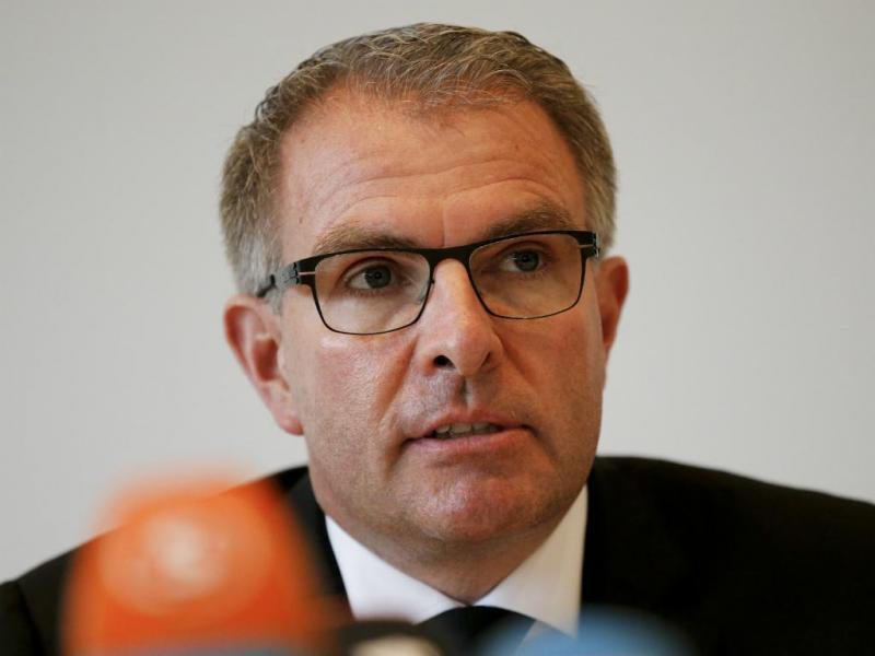 Carsten Spohr, diretor executivo da Lufthansa (Reuters)