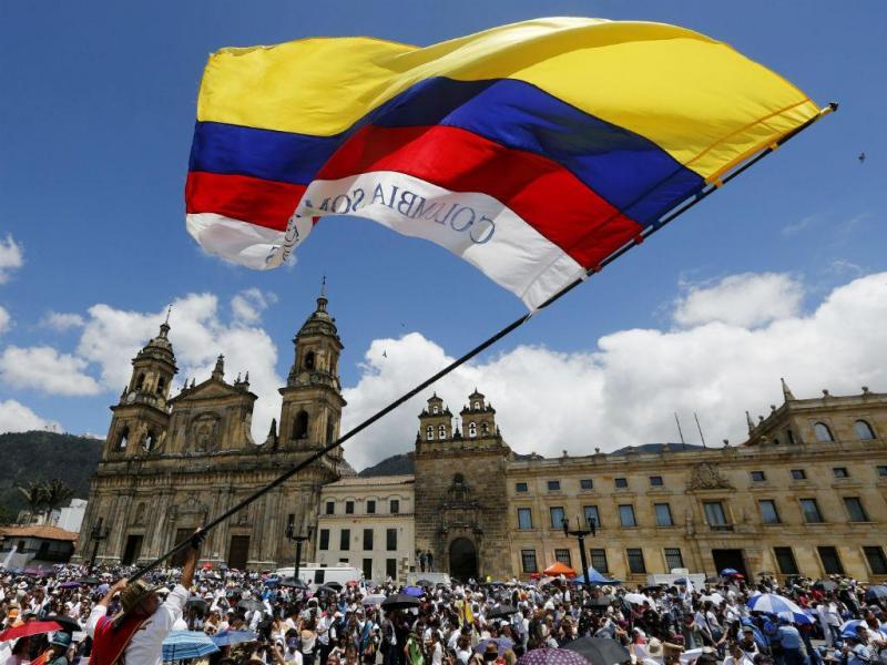 Colômbia [Reuters]