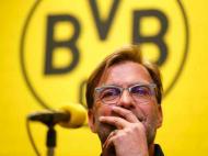 Jurgen Klopp deixa o Borussia Dortmund