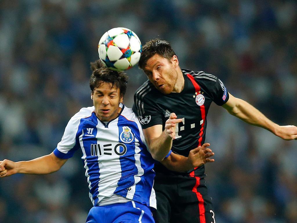 FC Porto-Bayern (REUTERS)
