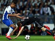 FC Porto-Bayern (LUSA)