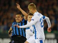 Club Brugge-Dnipro (EPA/ Julien Warnand)