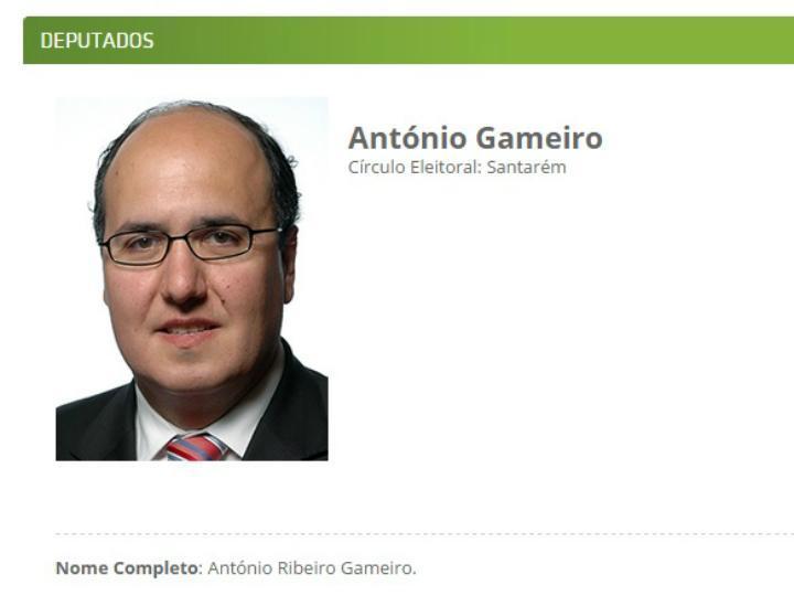 António Gameiro [PS]