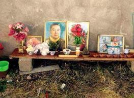 Oferendas de tibetano