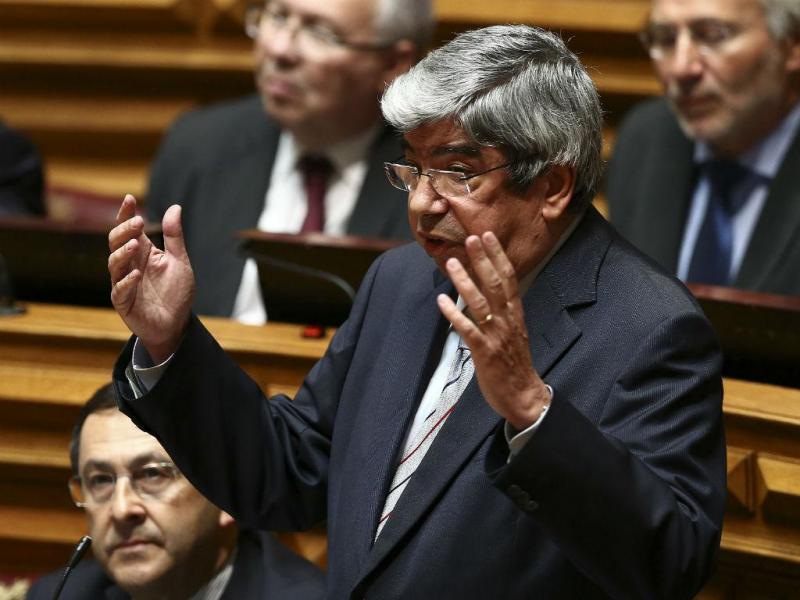 Ferro Rodrigues no debate quinzenal (LUSA)