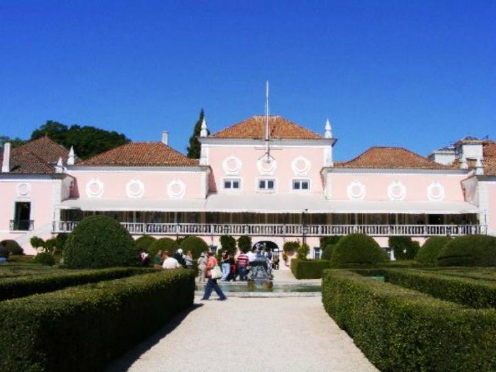 Palácio de Belém [Foto: Hugo Beleza]