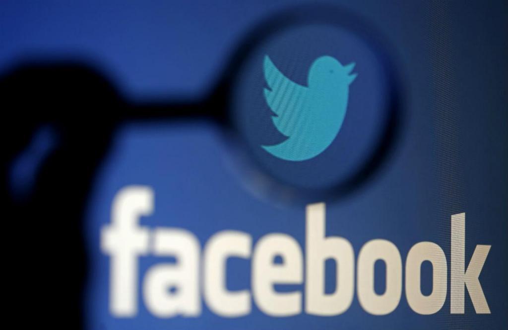 Redes sociais (Reuters)