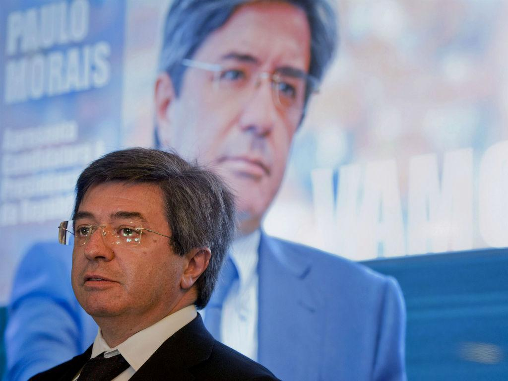 Paulo Morais, candidato à Presidência da República (RICARDO CASTELO/LUSA)