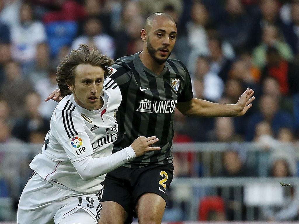 Real Madrid-Málaga (REUTERS/ Andrea Comas)