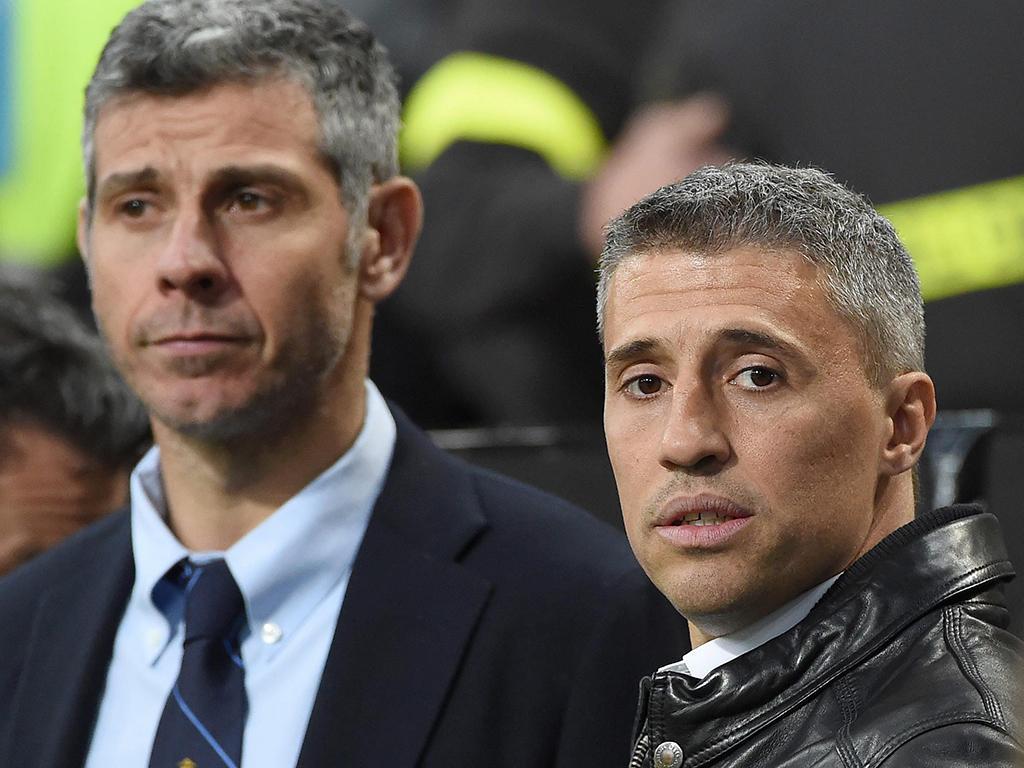 Inter-Milan (EPA/ Daniel Dal Zennaro)