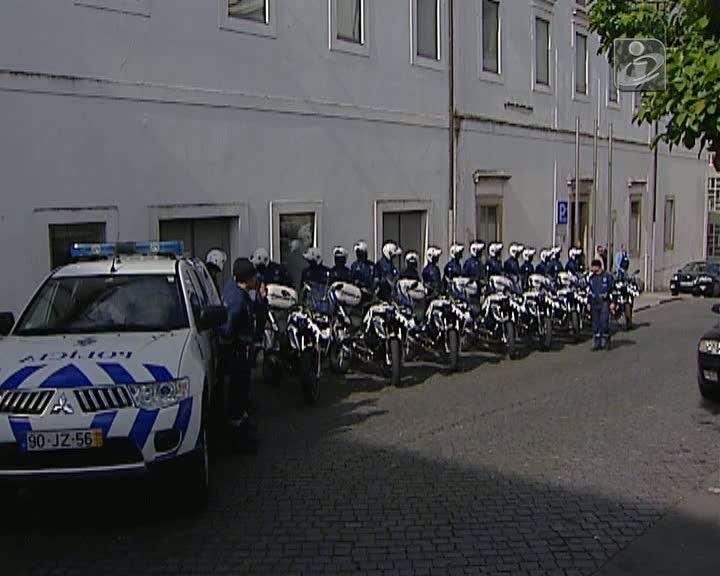 PSP do Porto apresenta novas equipas de prevenção e reação imediata ao crime