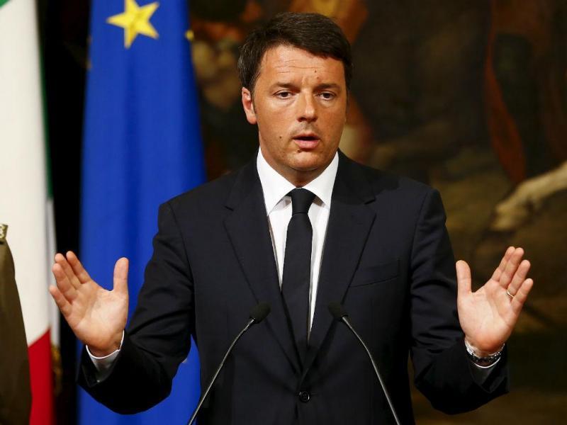 Matteo Renzi [Foto: Reuters]