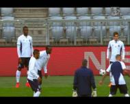 FC Porto fez ensaio-geral na Arena de Munique