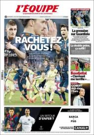 Jornais desportivos 21 de abril