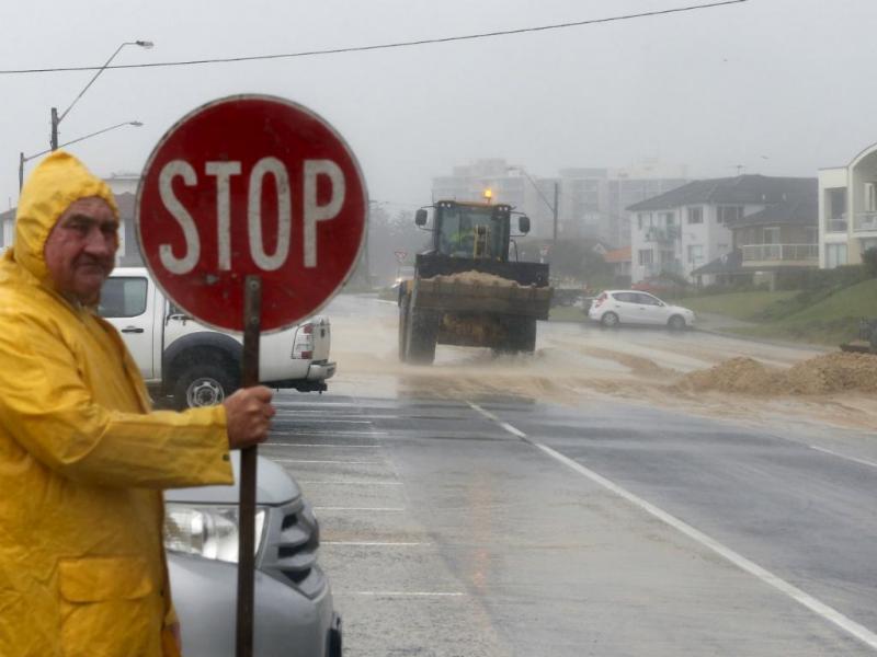 Tempestade na Austrália [Reuters]
