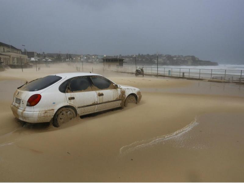 Tempestade na Austrália [Lusa]