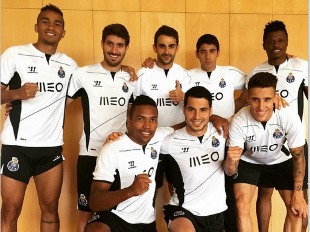 Mensagem das «baixas» do FC Porto