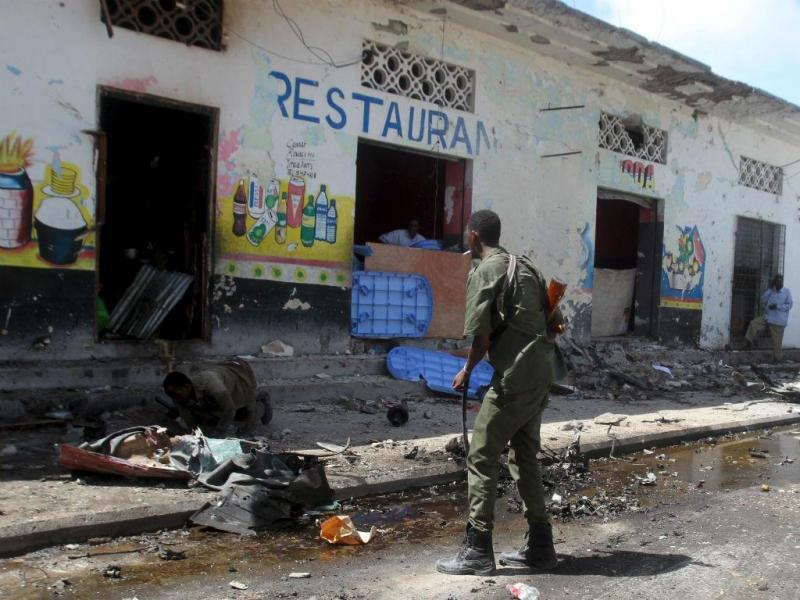 Carro-bomba explode na Somália (REUTERS)