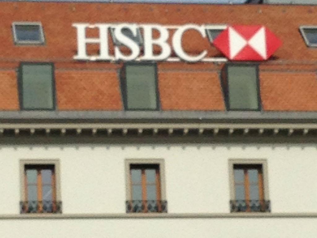 HSBC Private Bank Genebra [Vanessa Cruz / TVI24)