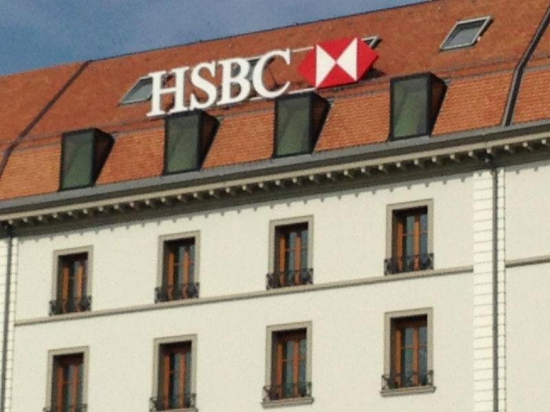 HSBC Private Bank Genebra [Vanessa Cruz / TVI24)