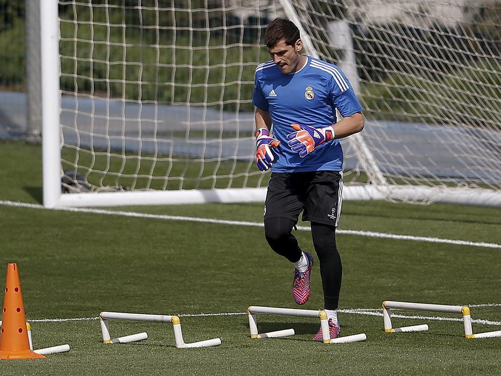 Real Madrid (REUTERS/ Andrea Comas)