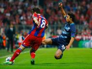 Bayern Munique-FC Porto (EPA/ Peter Kneffel)