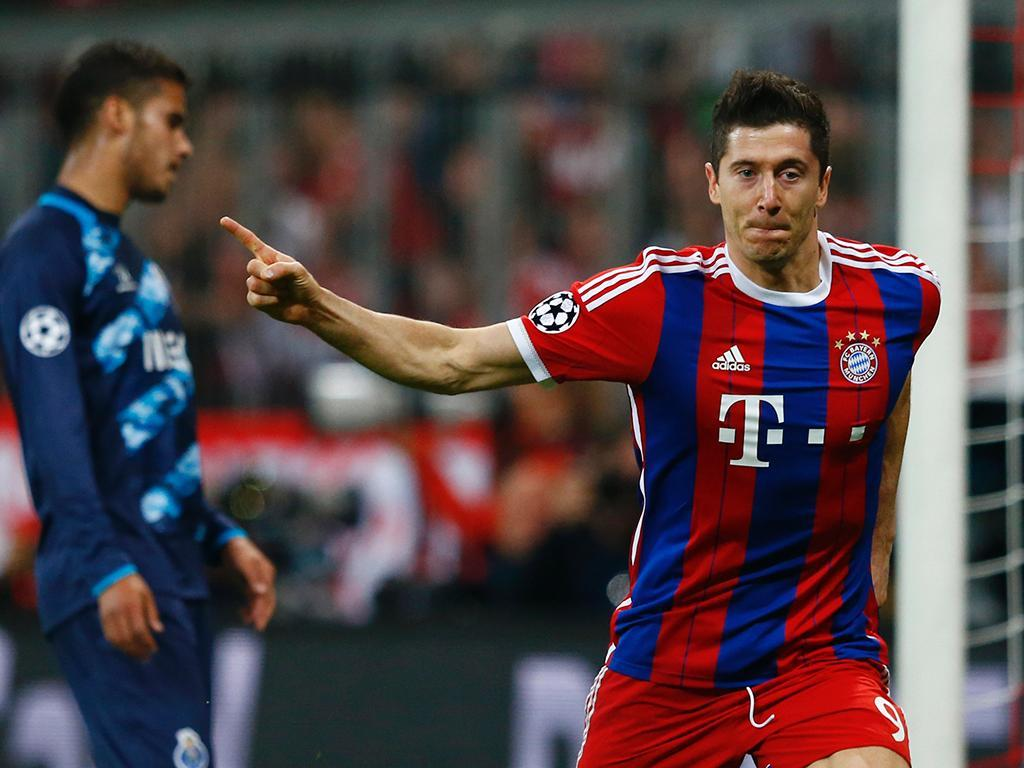 Bayern Munique-FC Porto (Reuters/ Michaela Rehle)
