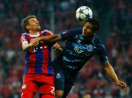 Bayern Munique-FC Porto (Reuters/ Michaela Rehle)