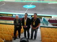 Futre é o embaixador das UEFA Futsal Cup Finals