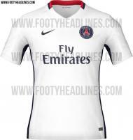 Os novos equipamentos do Paris Saint-Germain