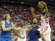 Houston Rockets-Dallas Mavericks (Reuters)