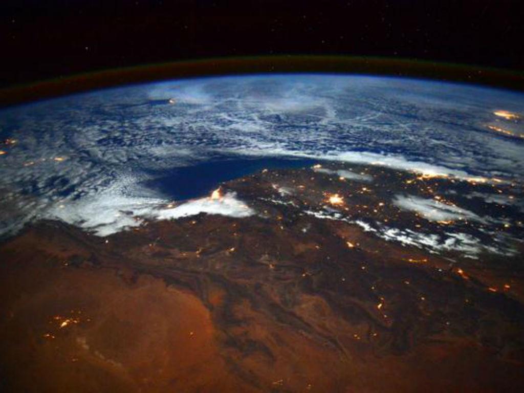 Planeta Terra [Foto: NASA]