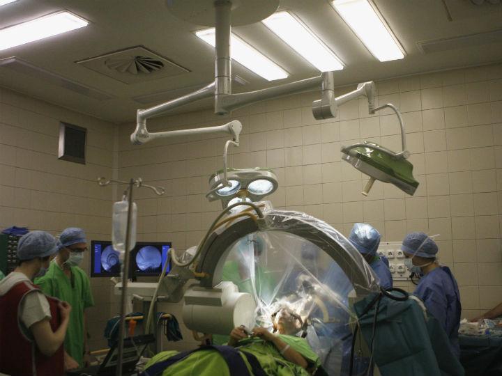 Cirurgia (REUTERS)