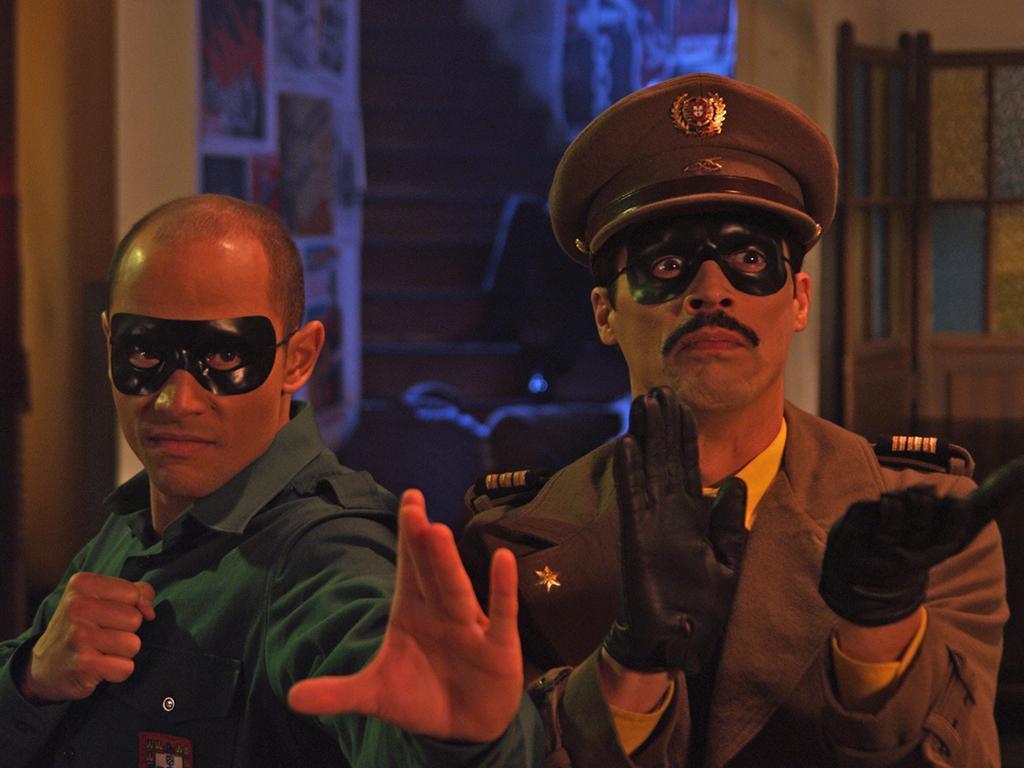Fotogaleria do filme «Capitão Falcão»