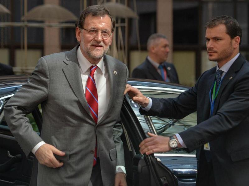 Mariano Rajoy [Lusa/EPA]