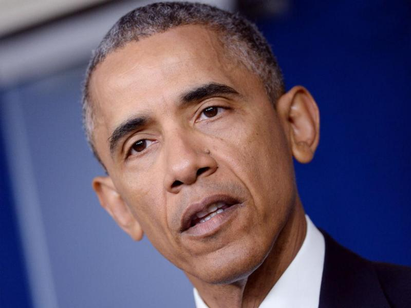 Barack Obama [Lusa/EPA]