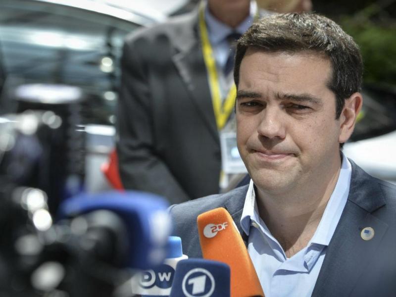 Alexis Tsipras [Lusa/EPA]