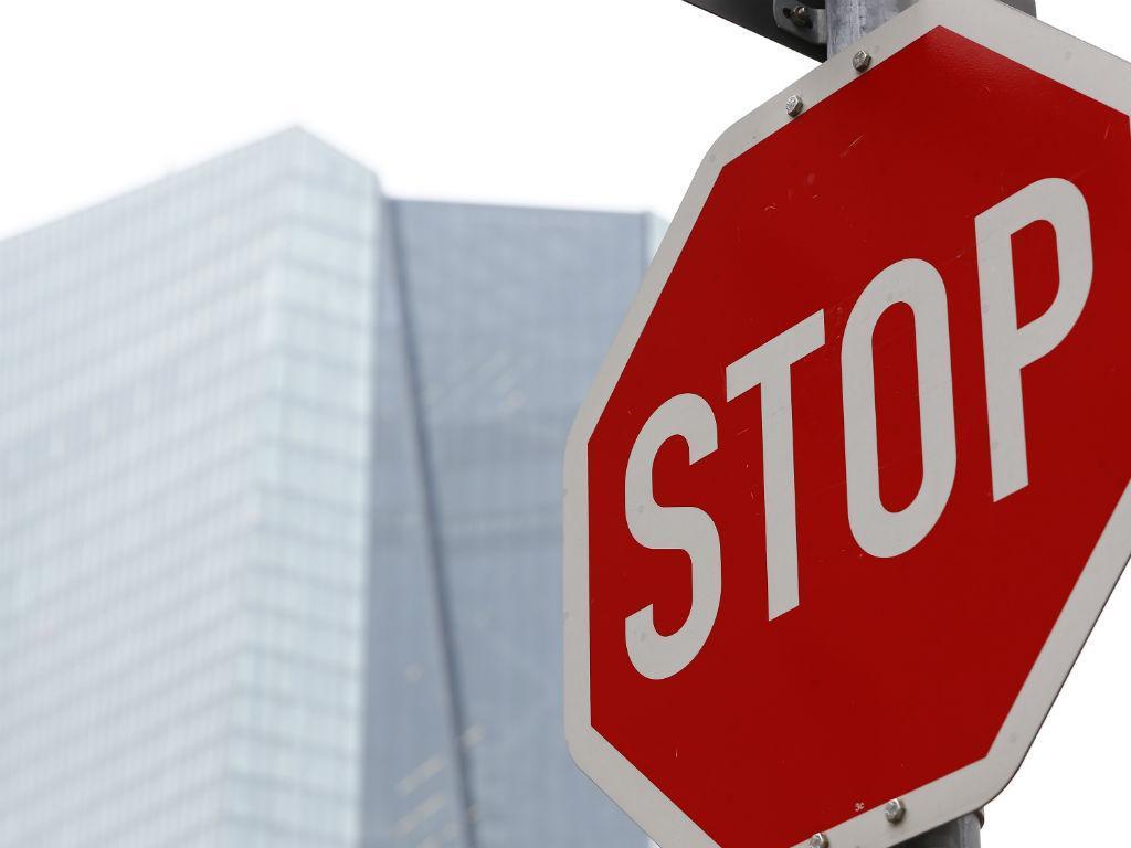 STOP  [Reuters]