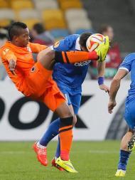 Dnipro vs Club Brugge (EPA)