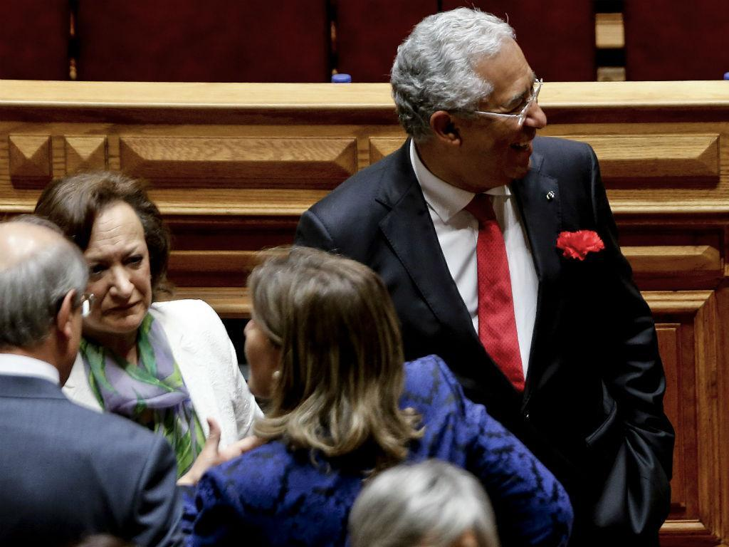 25 de Abril no Parlamento [Foto: Lusa]