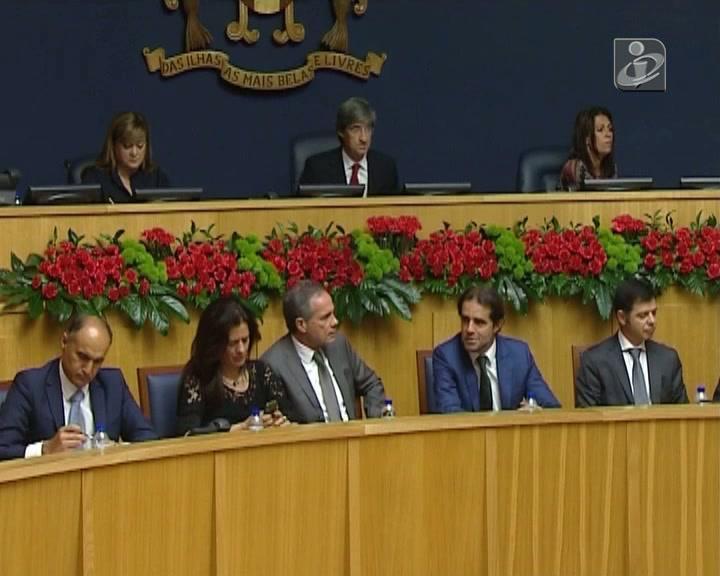 O 25 de Abril regressou ao Parlamento madeirense
