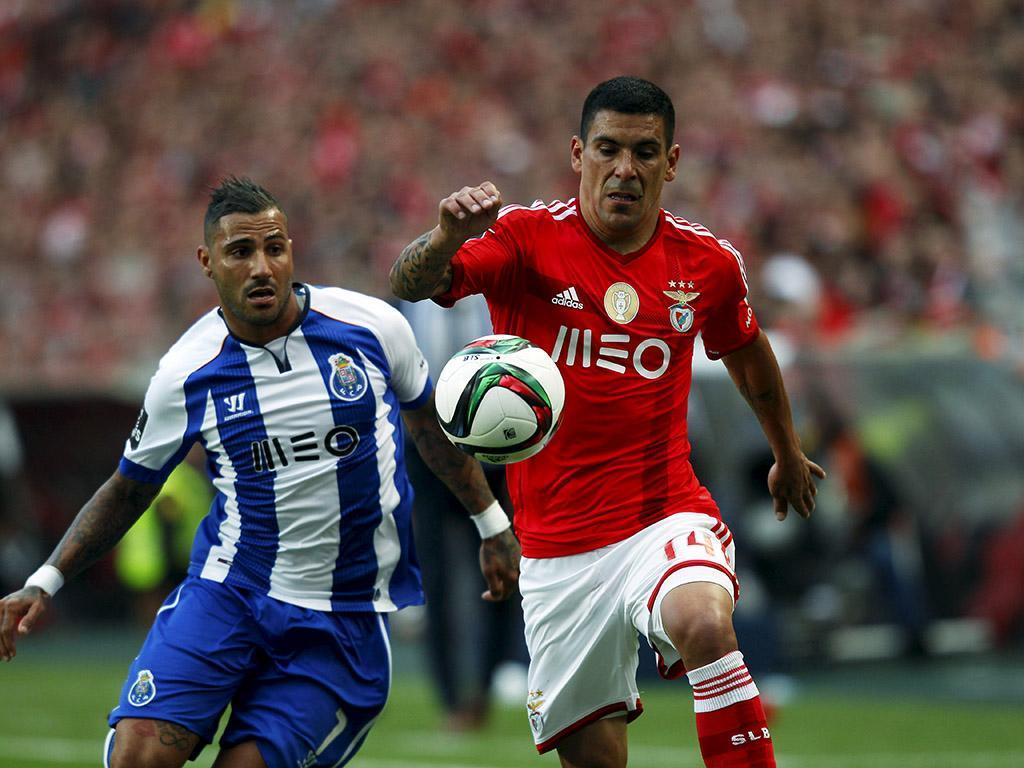 Benfica-FC Porto (Reuters)